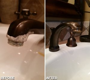 Refinished Faucet Heber City